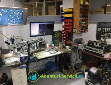Service IT, reparatii laptopuri, calculatoare, tv lcd, monitoare lcd
